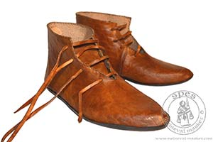 In stock - Medieval Market, Hand sewn men\'s shoes 2