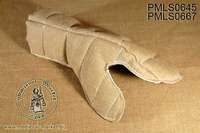 In stock - Medieval Market, quilted_glove_long