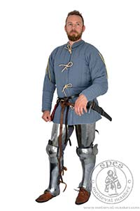 In stock - Medieval Market, Pourpoint for knight fighting and HMB